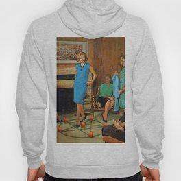 Aunt Sadie's fashion conscious group Hoody