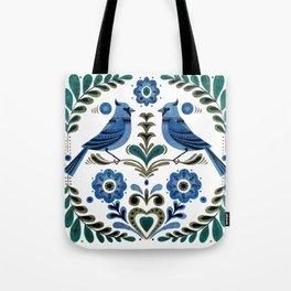 Vintage Blue Jays Tote Bag
