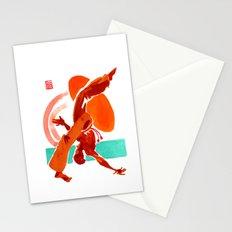 Capoeira 441 Stationery Cards