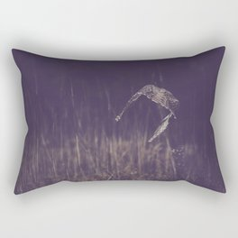 Night Flight Rectangular Pillow