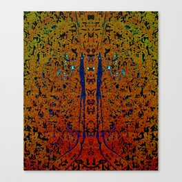 Afrofuturism Canvas Print