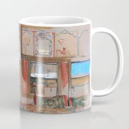Interior Of An Eastern House - John Frederick Lewis Coffee Mug