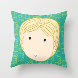 Paul Throw Pillow