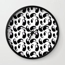 Void Floaties Wall Clock