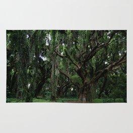 Hawaiian Forest Rug