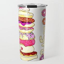 Donut Shop Travel Mug