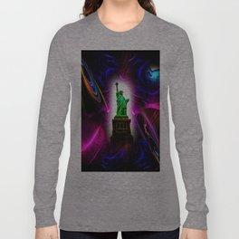 Statue of Liberty  New York Long Sleeve T-shirt
