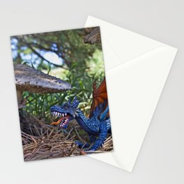 Dragon Sighting Stationery Cards