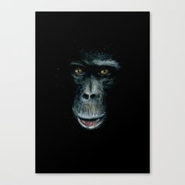 My Brothers, Brothers Second Mind Canvas Print
