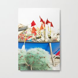 fishing tackle V Metal Print