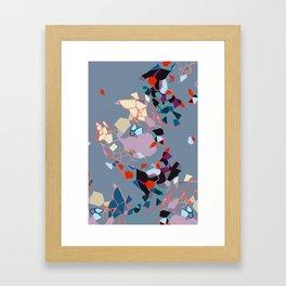 BJ Framed Art Print