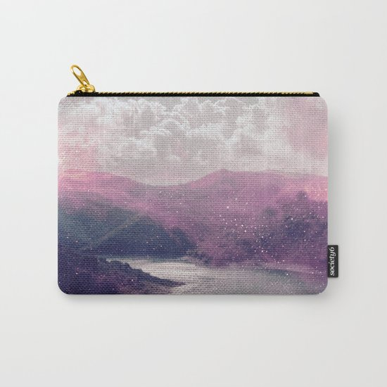 Magical Mountains Carry-All Pouch