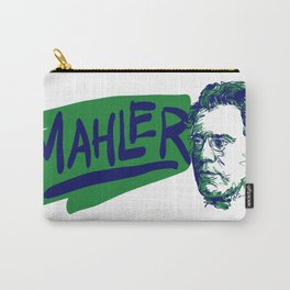 Gustav Mahler Carry-All Pouch