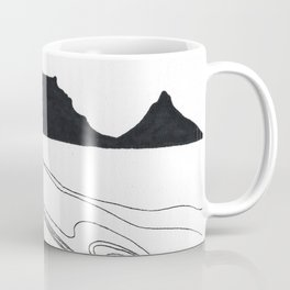 Cape Town Coffee Mug