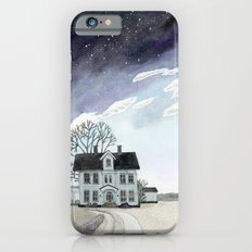 House under the Starry Skies iPhone 6s Slim Case
