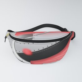 Air Max Abstract 90 Sneaker Fanny Pack