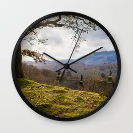 Secluded Wall Clock