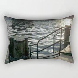 Time to Swim Rectangular Pillow