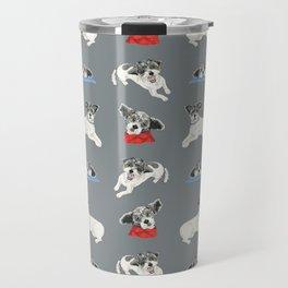 Little Yoda Dog Travel Mug