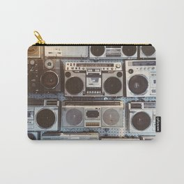 Boom boxes Carry-All Pouch