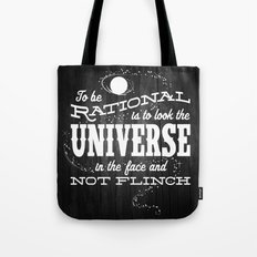 Rationality Tote Bag
