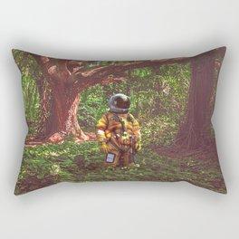 Misplaced Rectangular Pillow