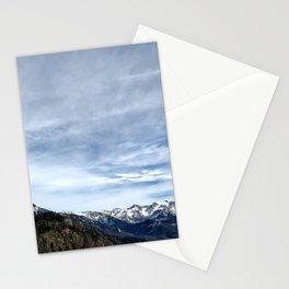 Sierra Nevada Sky Stationery Cards