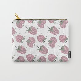 Pink raspberry Carry-All Pouch
