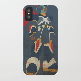Megaman X iPhone Case