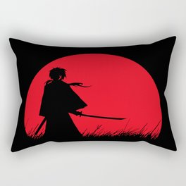 Samurai X Rectangular Pillow