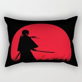 Samurai X Rectangular Pillow