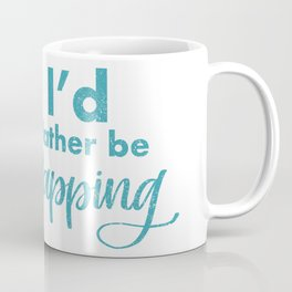 I'd rather be napping Coffee Mug
