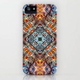 Narra Abstract 03 iPhone Case