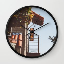 Austin Hotel Wall Clock