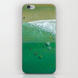Surfing Day VI iPhone Skin