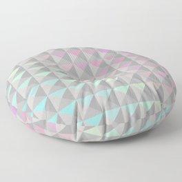 Silver Xs Floor Pillow