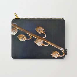 Seed Pods Carry-All Pouch