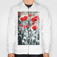 Poppy Art 3 Hoody
