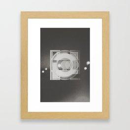 Germane Framed Art Print