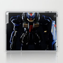 Blue Gundam in the Dark Laptop & iPad Skin
