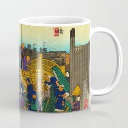 Nihonbashi Bridge in Tokyo Japan Coffee Mug