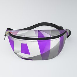 Graphic interpretation of a music by Prince Fanny Pack