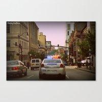 baltimore Canvas Prints featuring Baltimore by Reggie Thomas II Photos