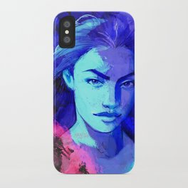 A muse will never lose iPhone Case