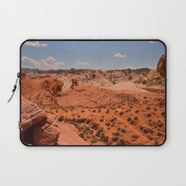 Red Valley II Laptop Sleeve