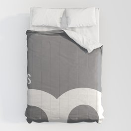 Cropped D.O. News Logo Comforters