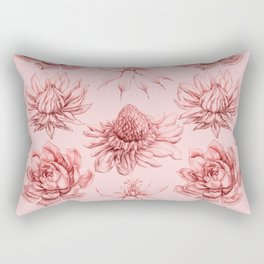 First Blush Rectangular Pillow