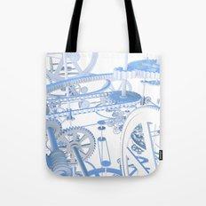 The Dream Machine Tote Bag