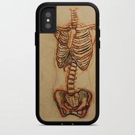Skeletal iPhone Case