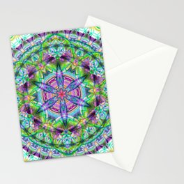 Vitality Mandala - The Mandala Collection Stationery Cards